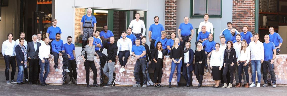Das Team von Shop-Klinker.de