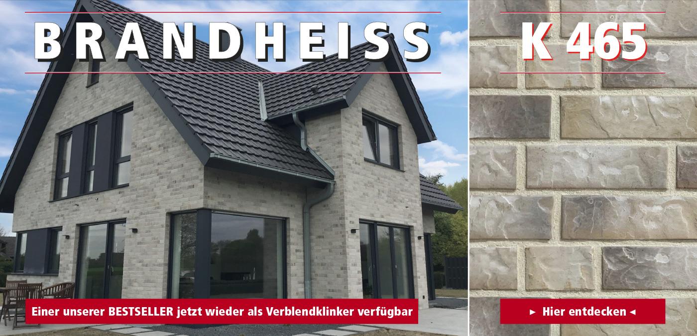 Klinker Verblender K465