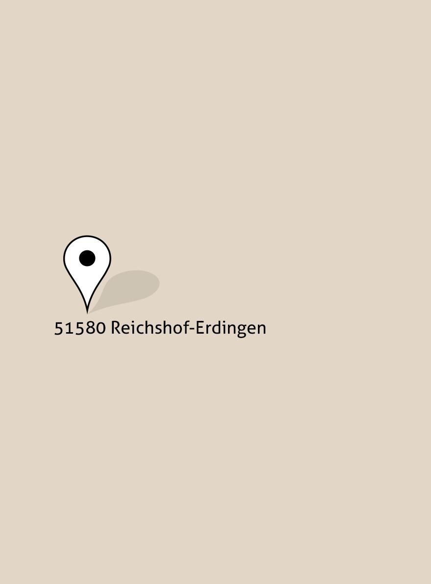 Kartenansicht Showroom in Reichshof-Erdingen